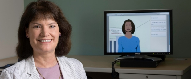 Abby King, PhD