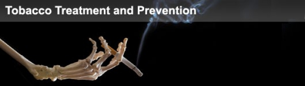 Tobacco Treatment and Prevention